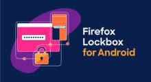Firefox Lockbox je nový správce hesel pro Android