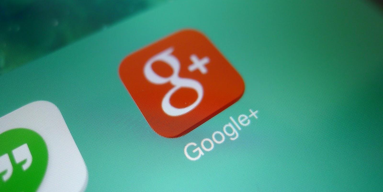Sociální síť Google+ nebude zapomenuta