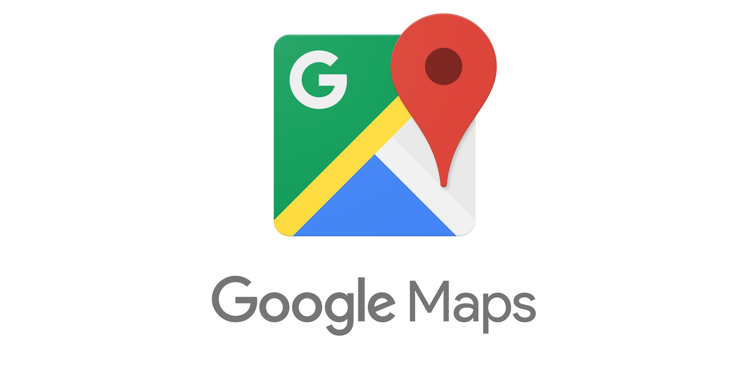 Aplikace Google Mapy nově s gestem na přepínání účtů