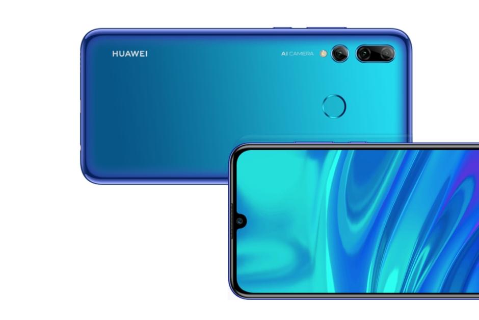 Huawei představil P smart+ (2019), nabízí jen drobné změny