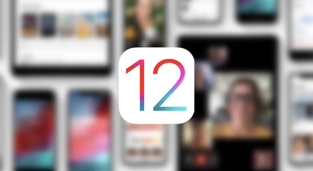 Apple vydal první betu iOS 12.3 a tvOS 12.3