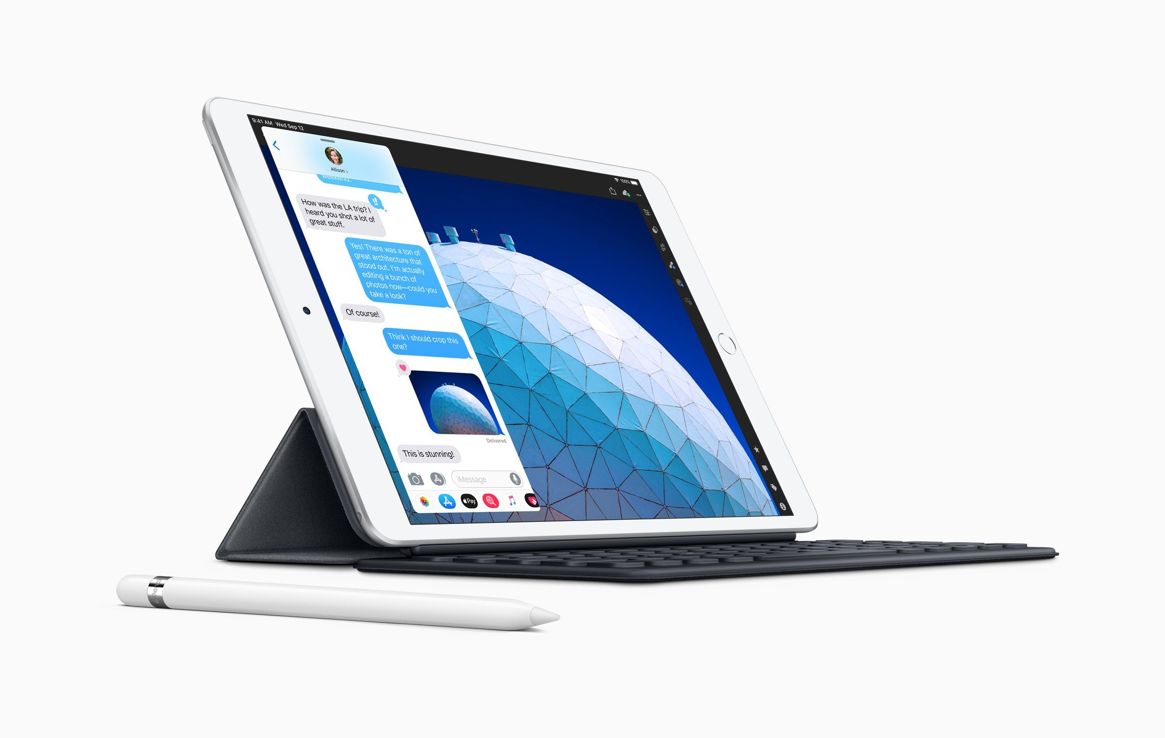 Apple potichu představil iPad Air a iPad mini s podporou Apple Pencil