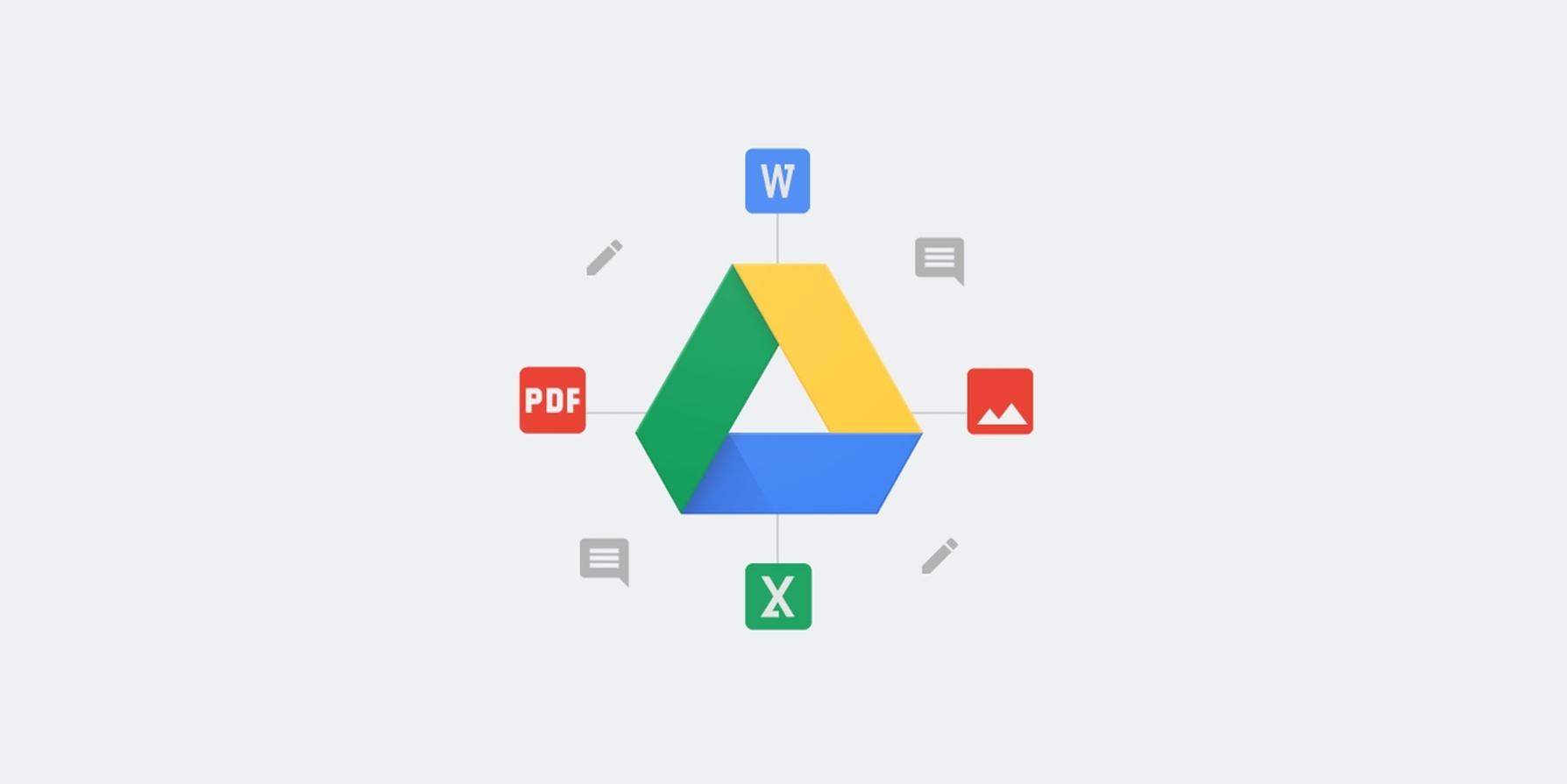 Google Disk pro mobily prochází grafickou změnou