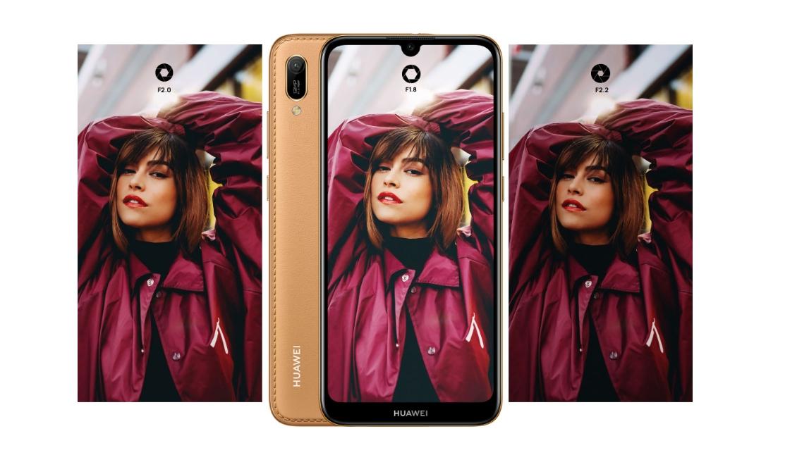 """Huawei Y6 2019 aneb další """"kožená"""" novinka"""