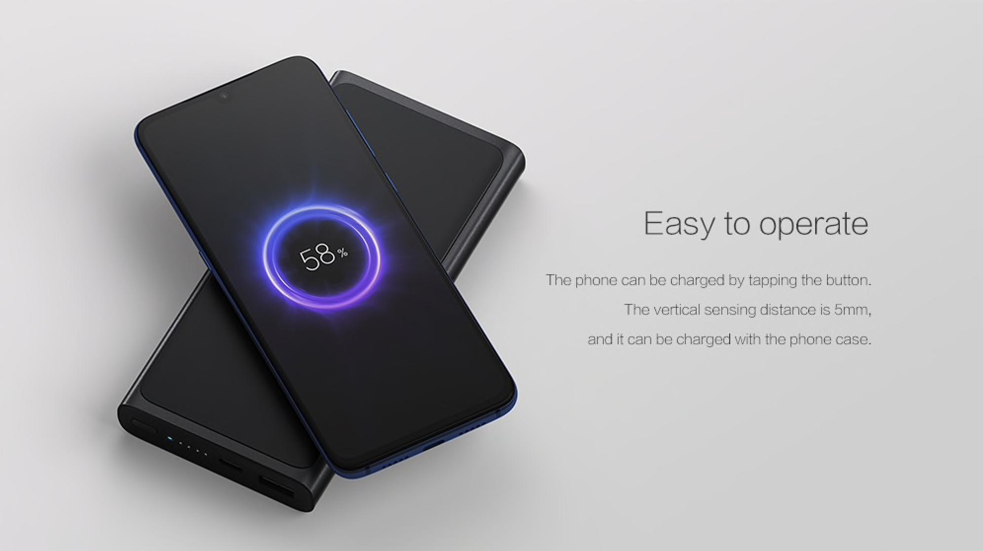 Bezdrátová powerbanka Xiaomi Wireless Power Bank nyní ve slevě! [sponzorovaný článek]
