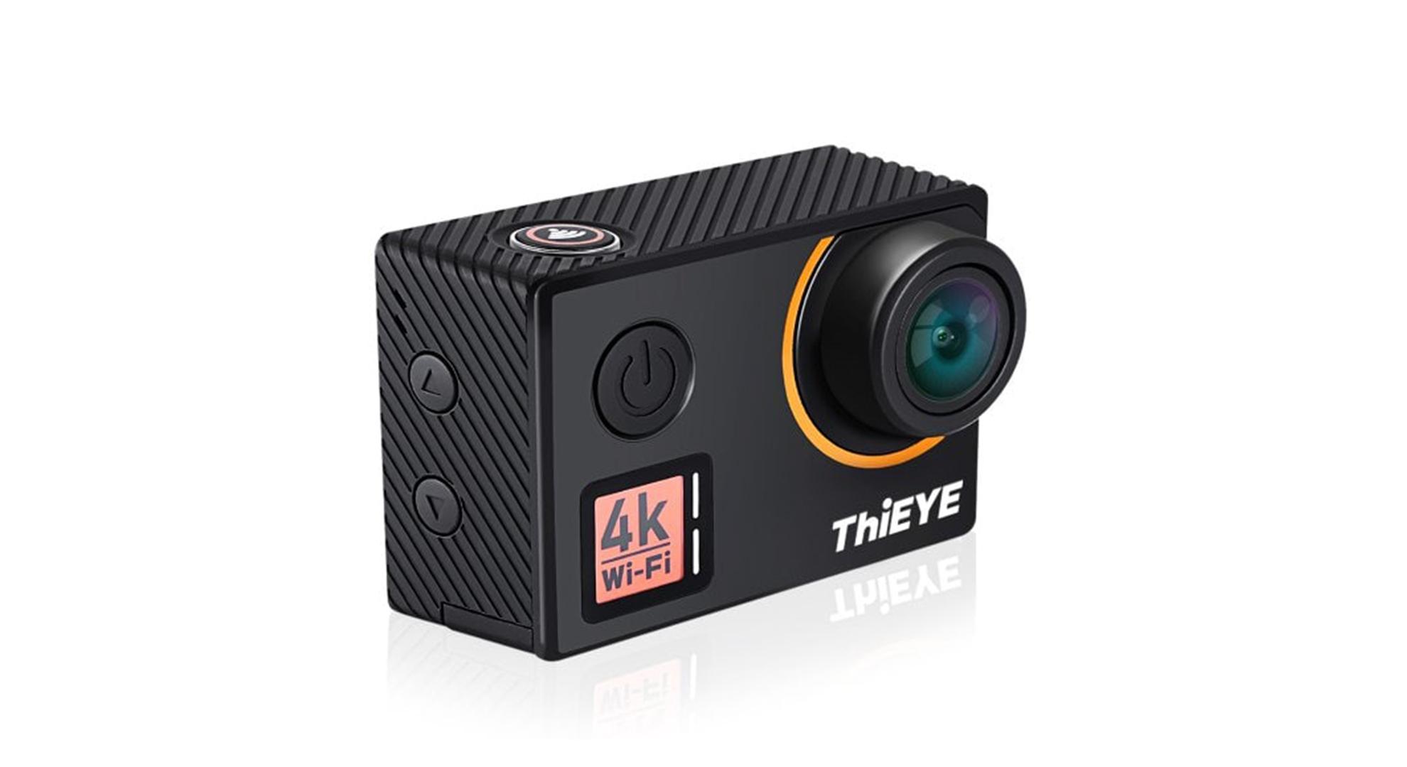 ThiEYE T5 je 4K outdoorová kamerka za 1 847 Kč! [sponzorovaný článek]