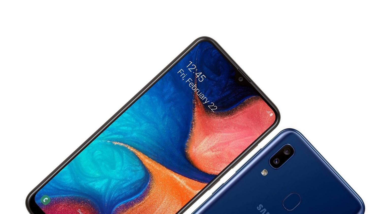 Samsung představil Galaxy A20, další cenově dostupný mobil