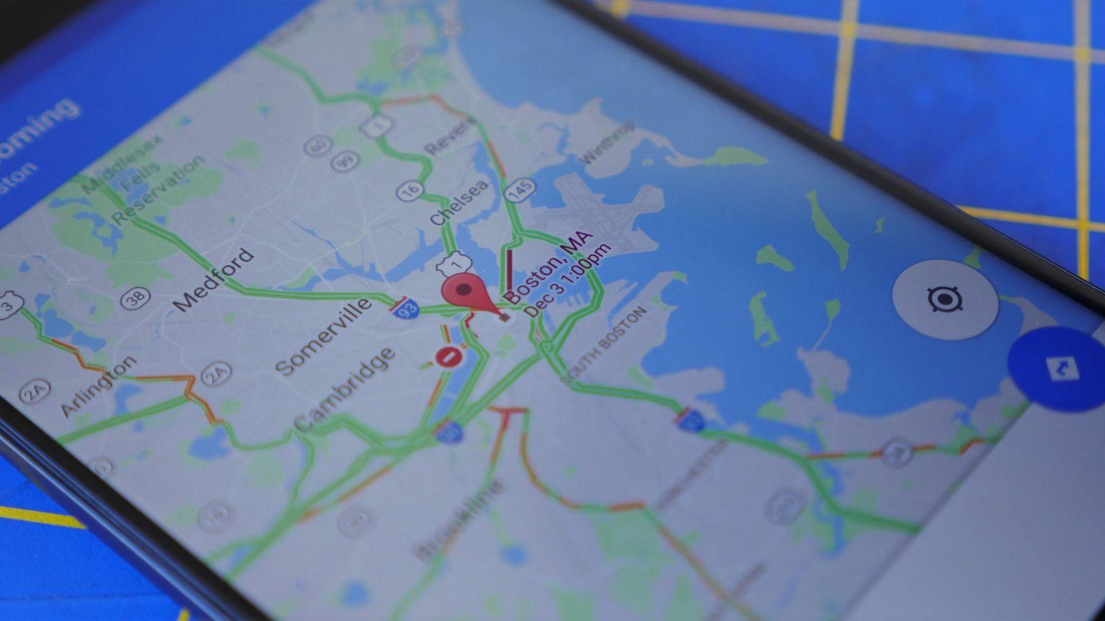 Google Mapy nabídnou veřejné události