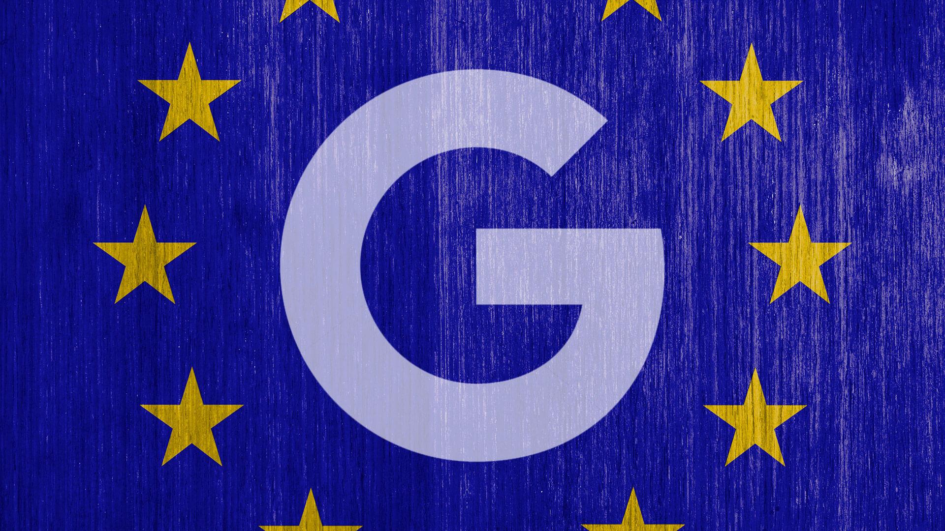 EU začala vyšetřovat Google za sběr dat