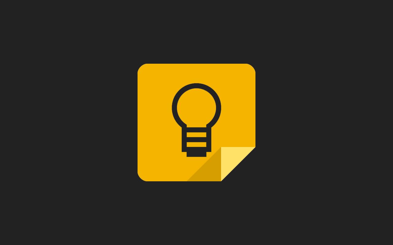 Google Keep dostává tmavý režim, i na webu [aktualizováno]