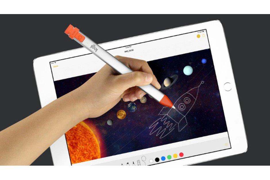iPad nově podporuje Logitech Crayon