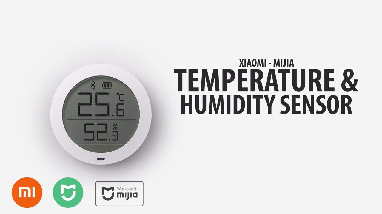 Xiaomi nabízí bluetooth senzor vlhkosti a teploty [sponzorovaný článek]