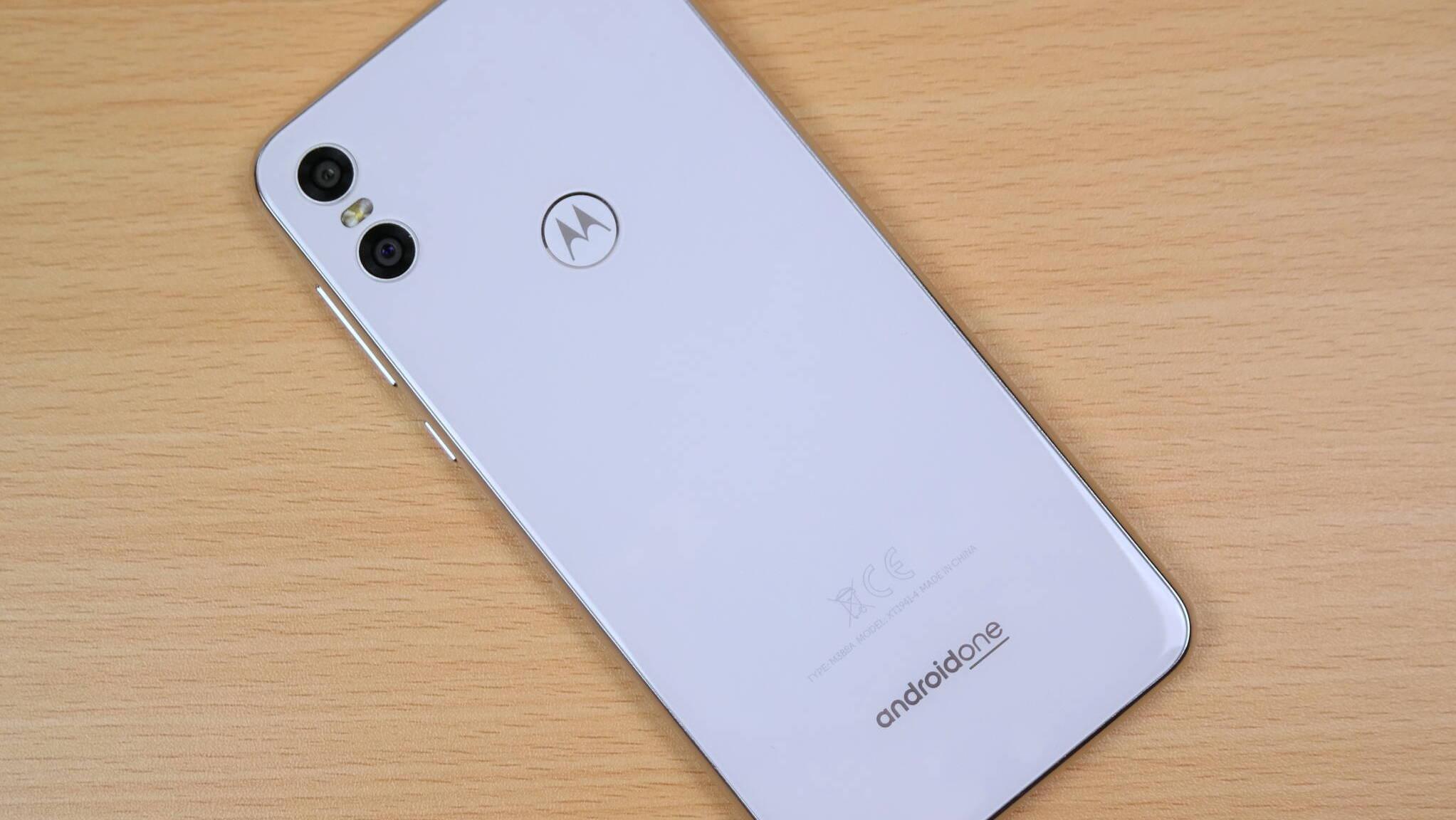 Motorola One Vision může být zajímavá novinka střední třídy