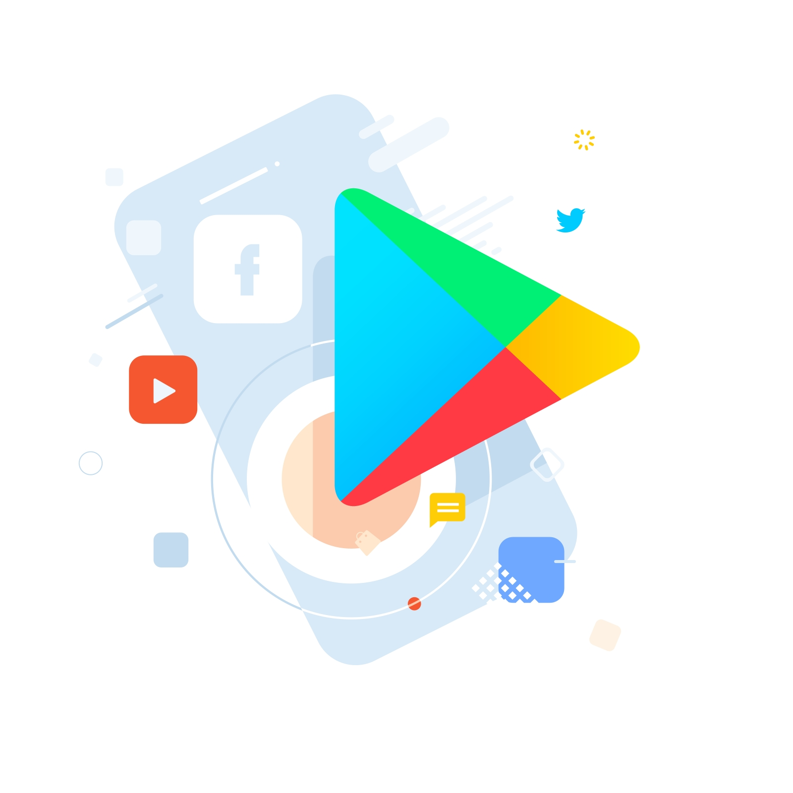 Google razantně změní způsob hodnocení aplikací a her