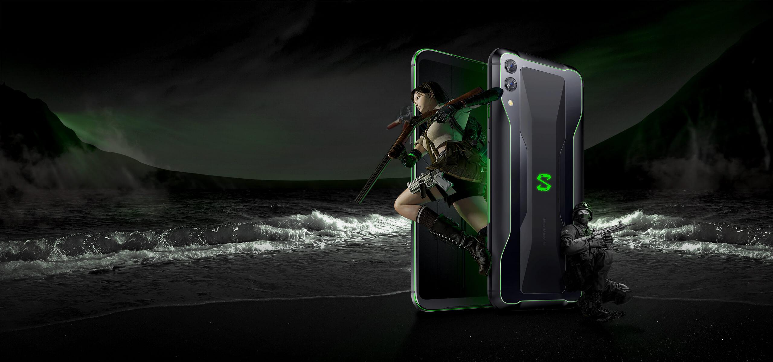 Black Shark 2 od Xiaomi oficiálně představen