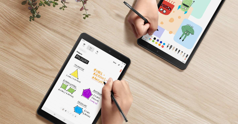 Samsung představil Galaxy Tab A 8.0 (2019) se stylusem S Pen
