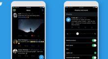 Twitter pro Android – již se testuje zcela tmavý vzhled [aktualizováno]