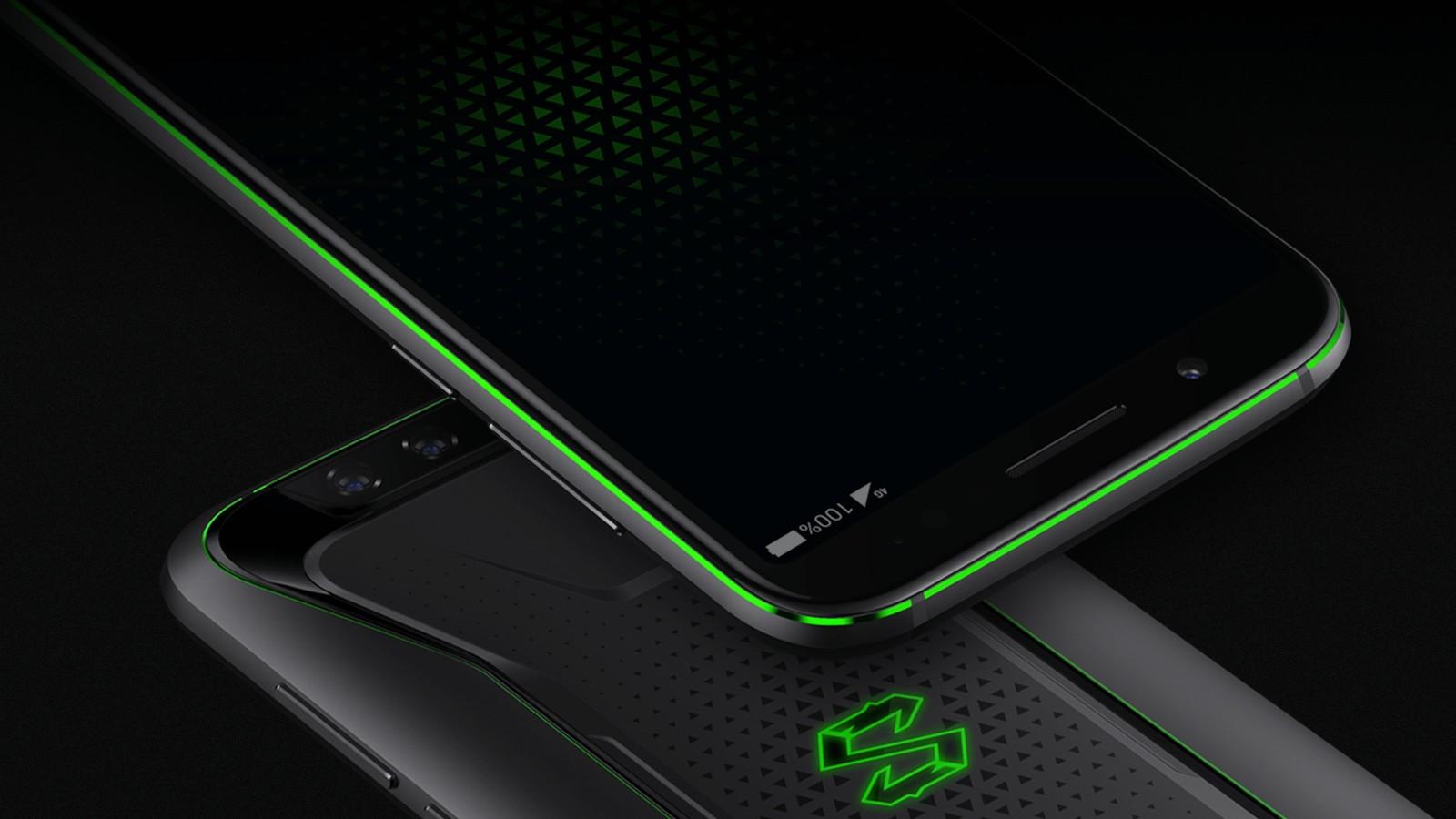Další generace Xiaomi Black Shark může mít největší RAM na světě v rámci mobilů