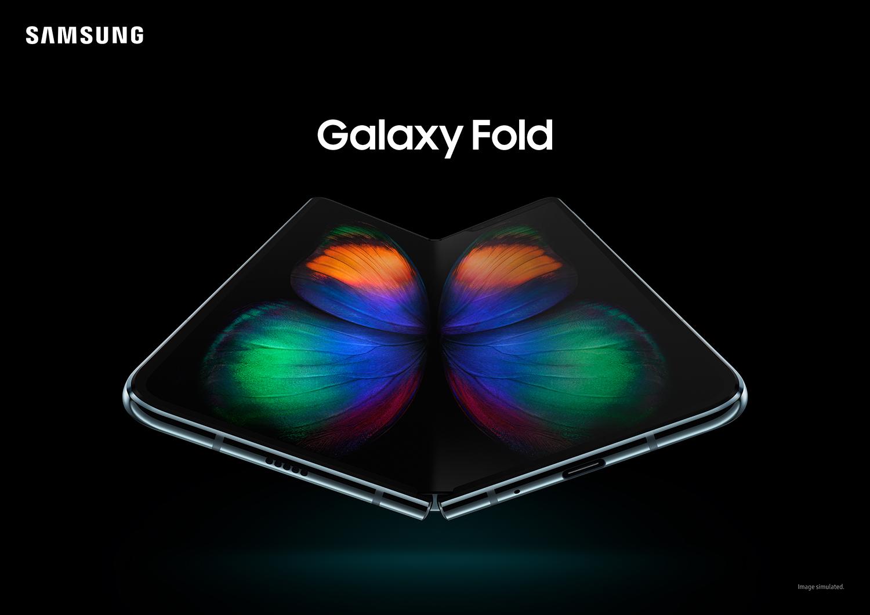 Oficiálně: Samsung Galaxy Fold jde do prodeje [aktualizováno]