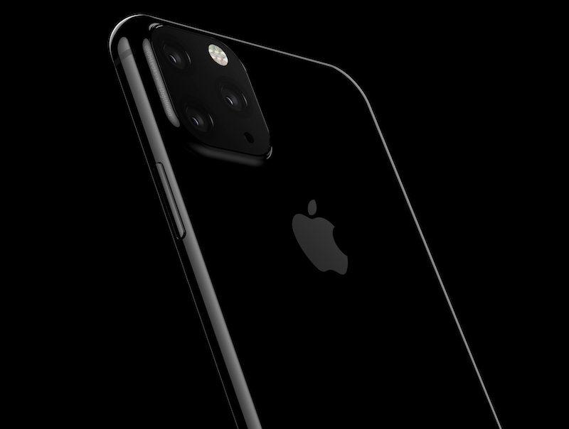 iPhone 2019 údajně nabídne trojici fotoaparátů a další novinky