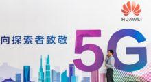 Huawei údajně nabízí své 5G čipy Applu