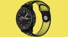 Atlas Multi-Trainer 3 jsou chytré fitness hodinky detekující 1000 cvičení