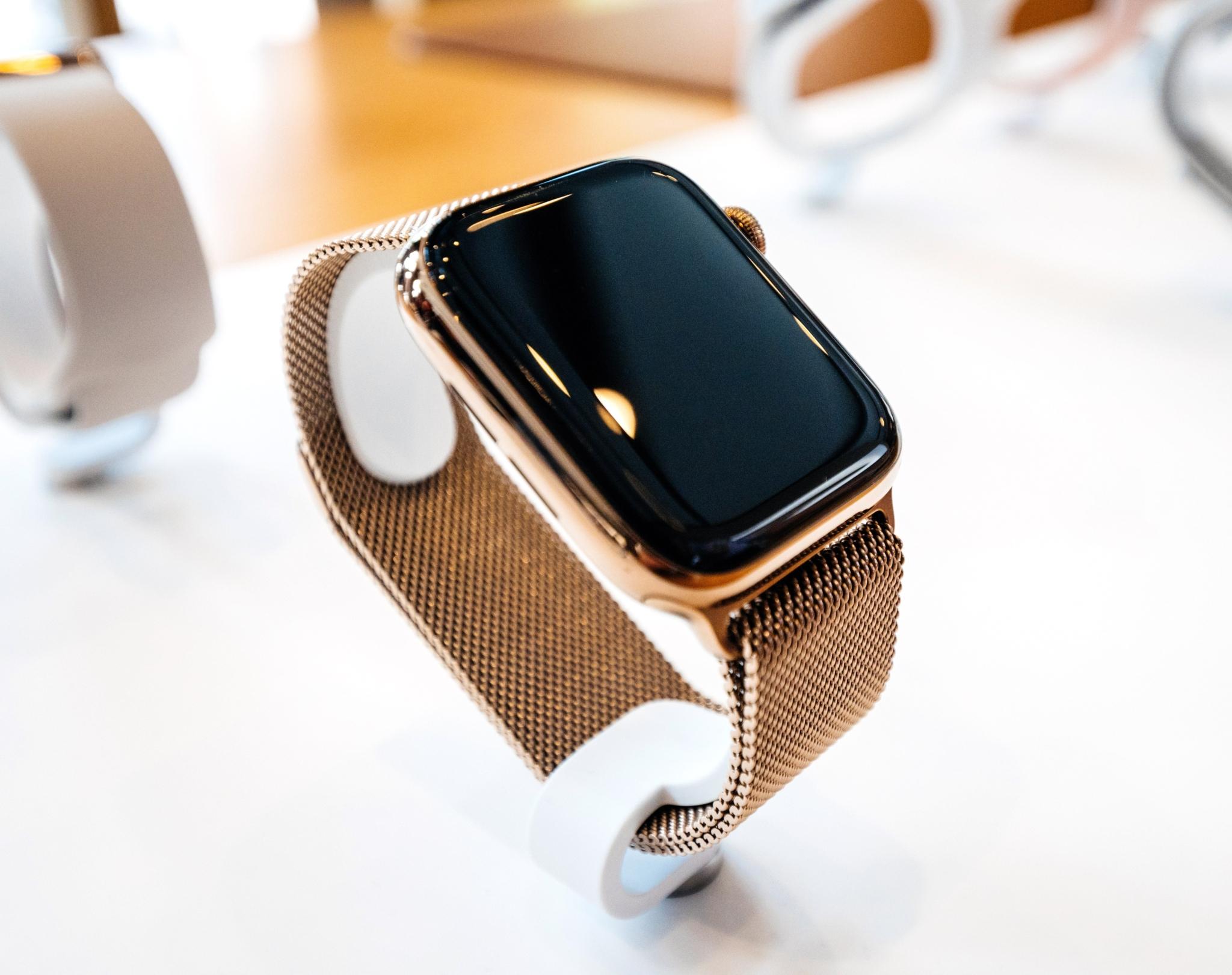 Apple Watch by se údajně mohly dočkat fotoaparátu