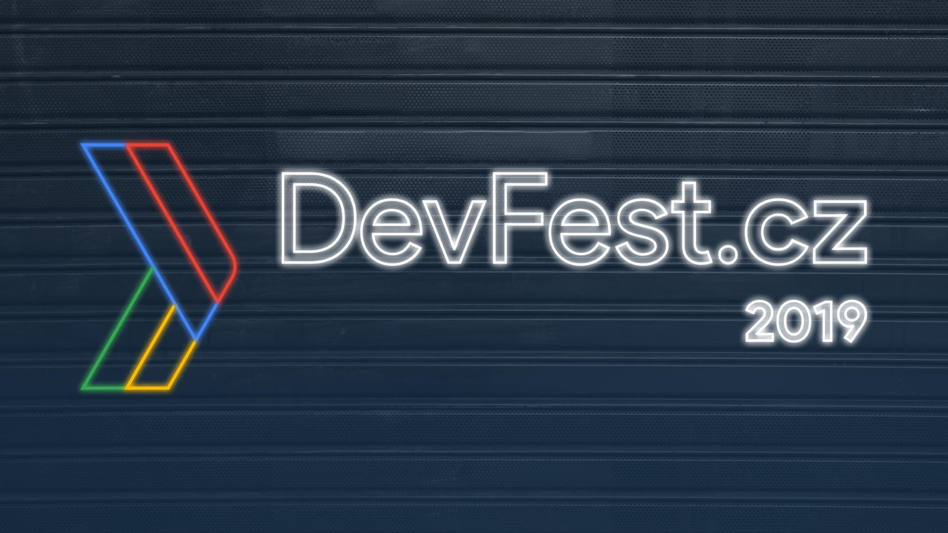 DevFest CZ 2019 spouští prodej lístků