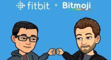 Fitbit nově podporuje Snapchat a jeho Bitmoji