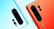 Senzory fotoaparátu Huawei P30 Pro vyrábí Sony