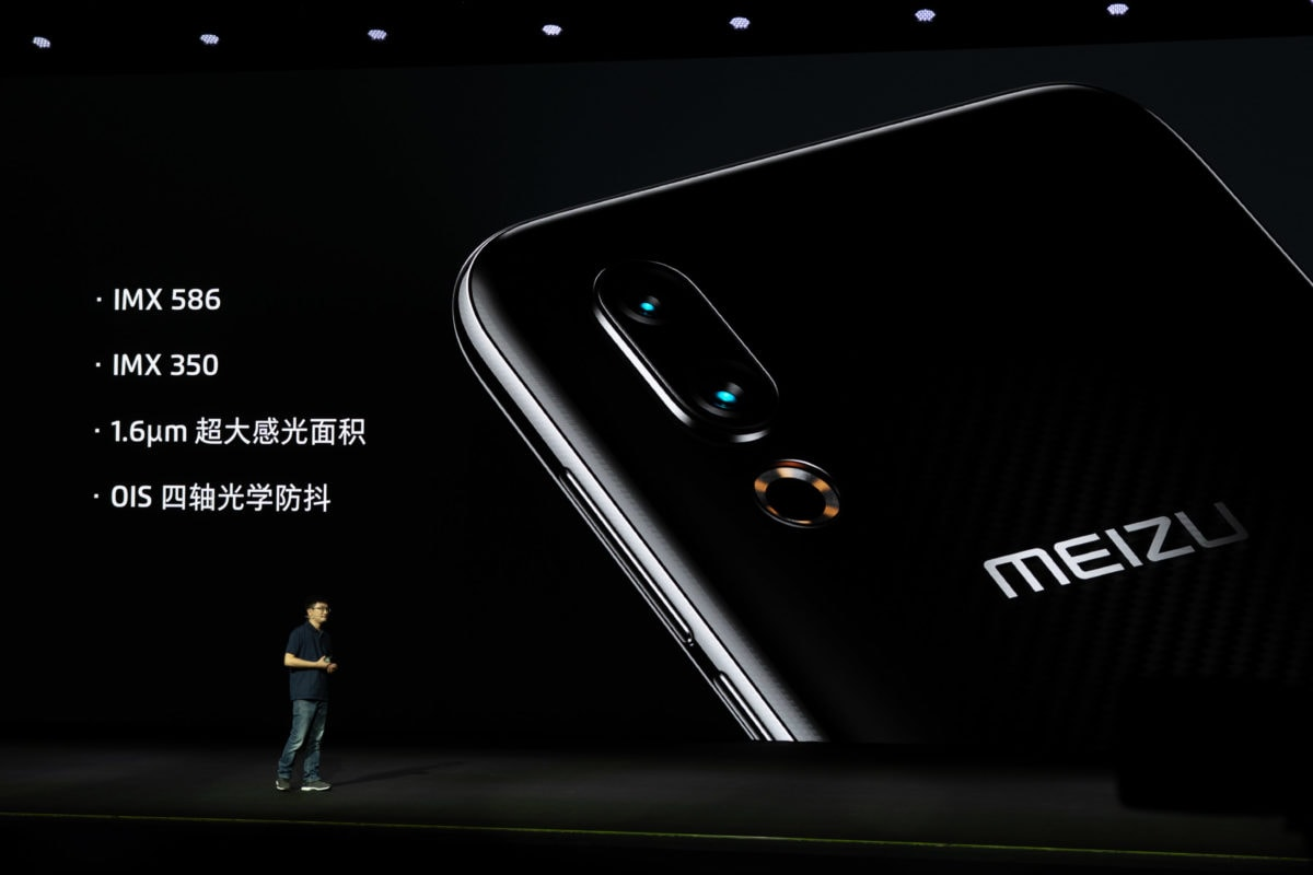 Nový top model Meizu 16s představen