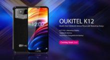 Oukitel K12 – 10 000mAh baterie v hlavní roli