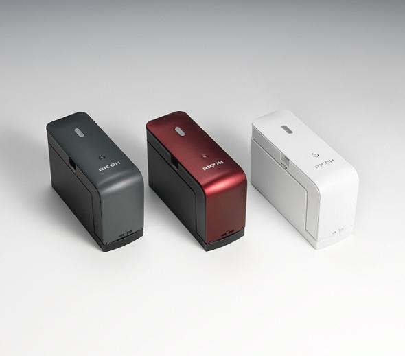 Ricoh Handy Printer – trochu jiná kapesní tiskárna