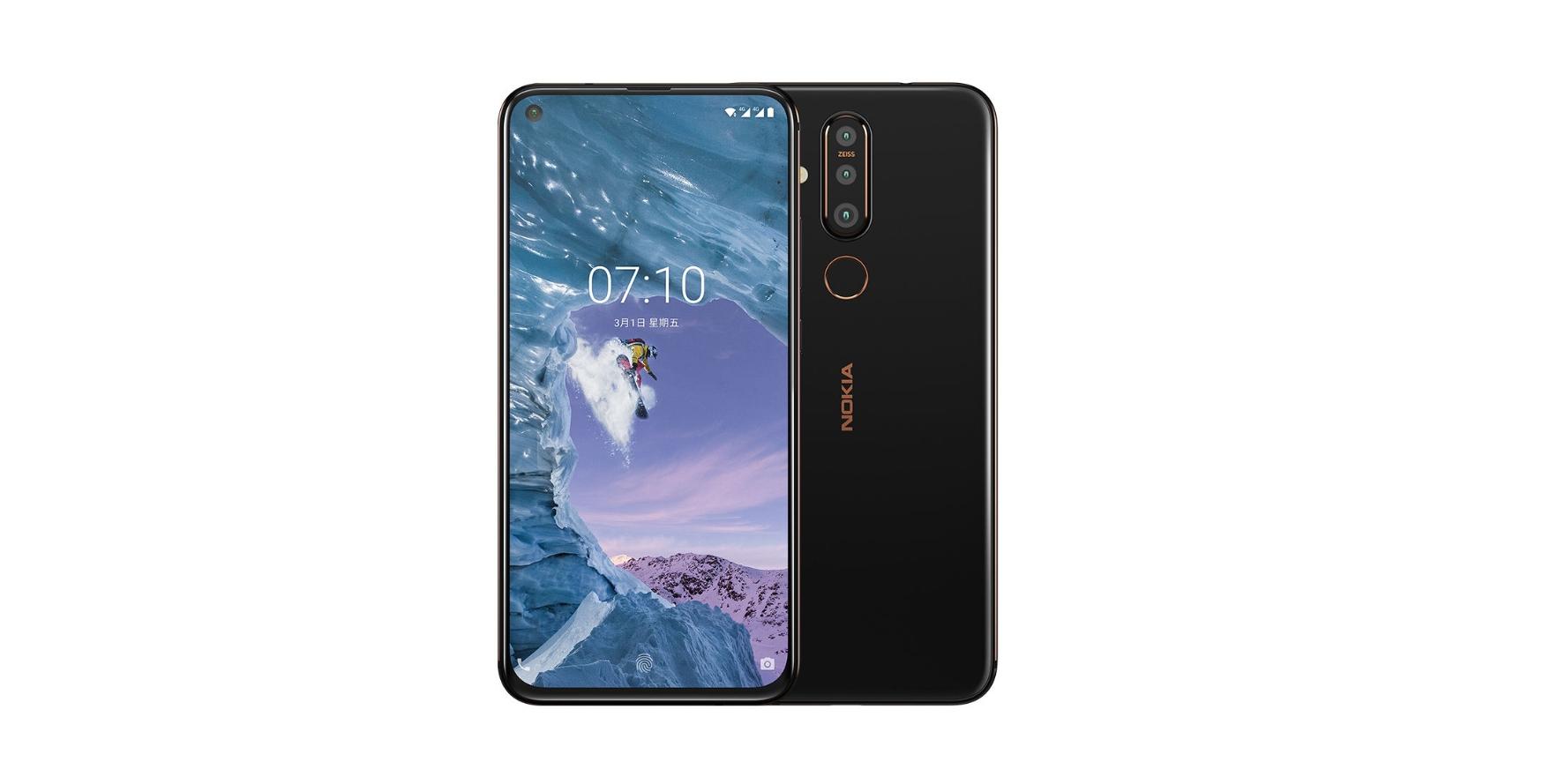 Nokia X71 představena, velmi dobře vybavená novinka střední třídy