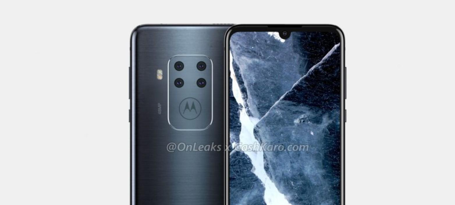 Motorola chystá prémiový smartphone s 5 foťáky