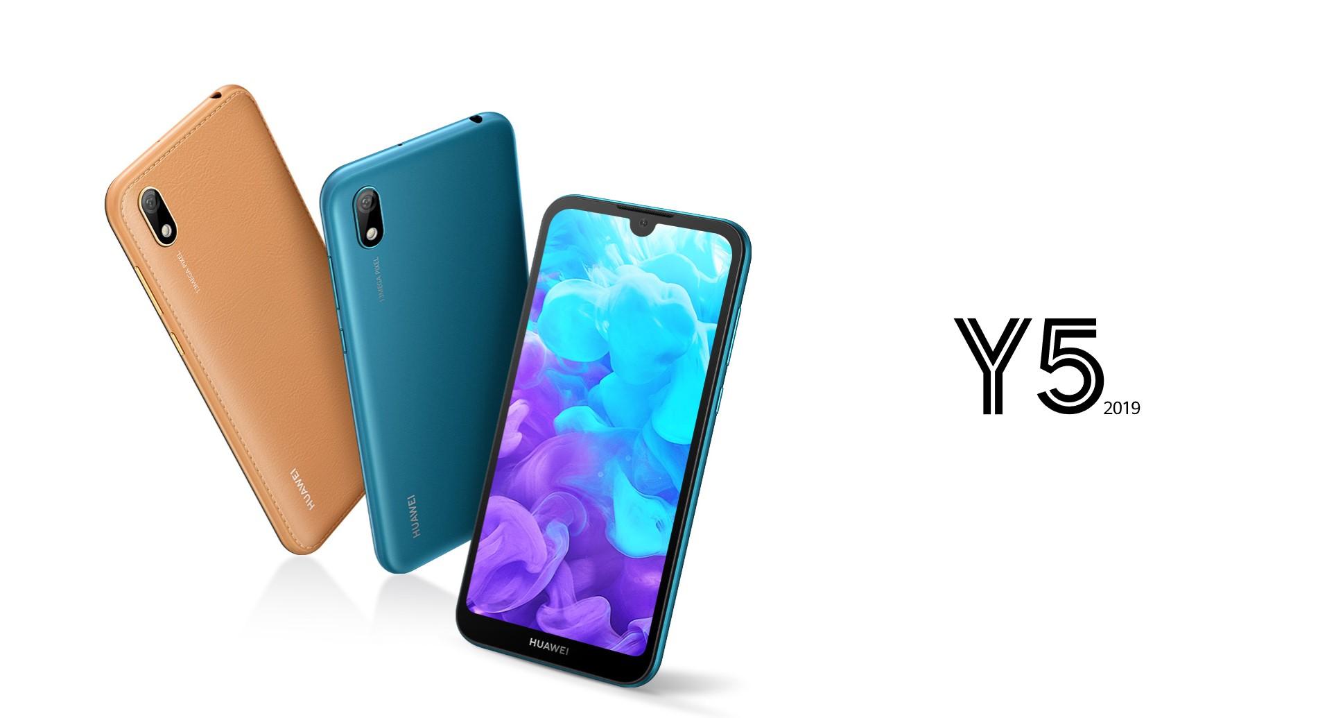 Huawei Y5 2019 aneb novinka do nejnižší třídy
