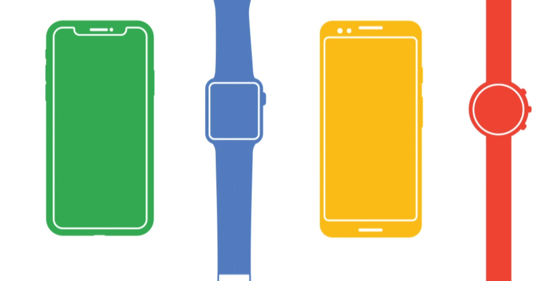 Google Fit přichází na iOS, podporuje watchOS a Wear OS
