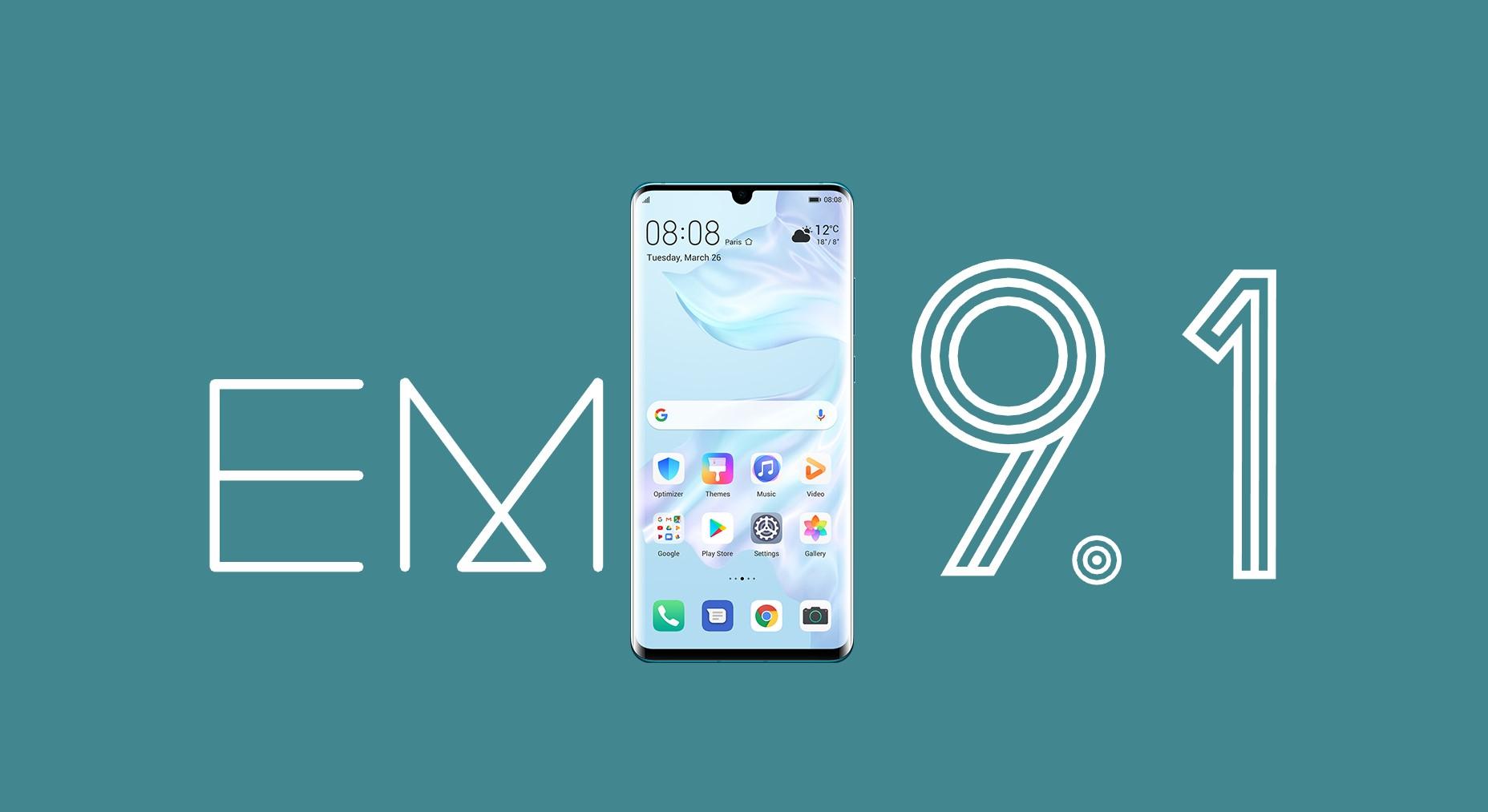 Nadstavba Huawei EMUI má takřka půl miliardy aktivních uživatelů
