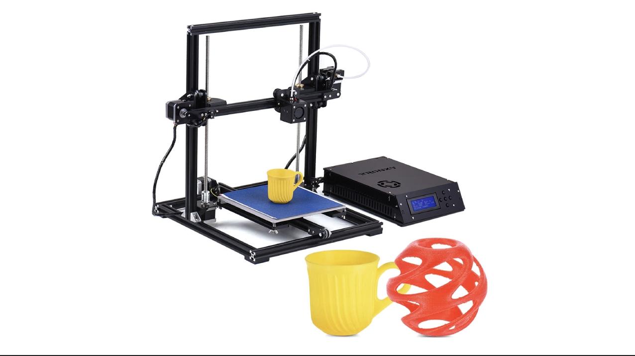 Skvělá 3D tiskárna TRONXY X3 jen za 3 205 Kč! [sponzorovaný článek]