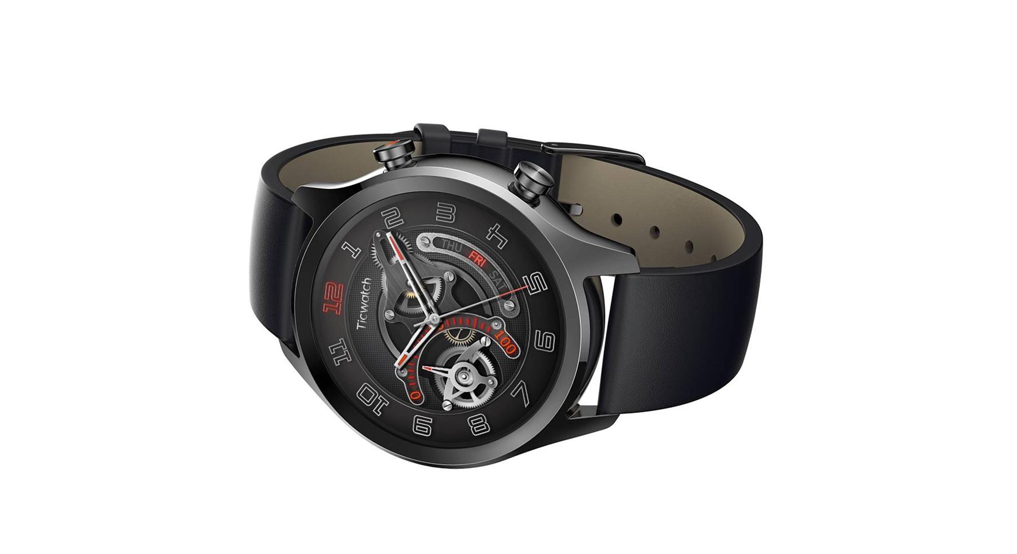Originální a kvalitní hodinky Ticwatch C2 za parádní cenu! [sponzorovaný článek]
