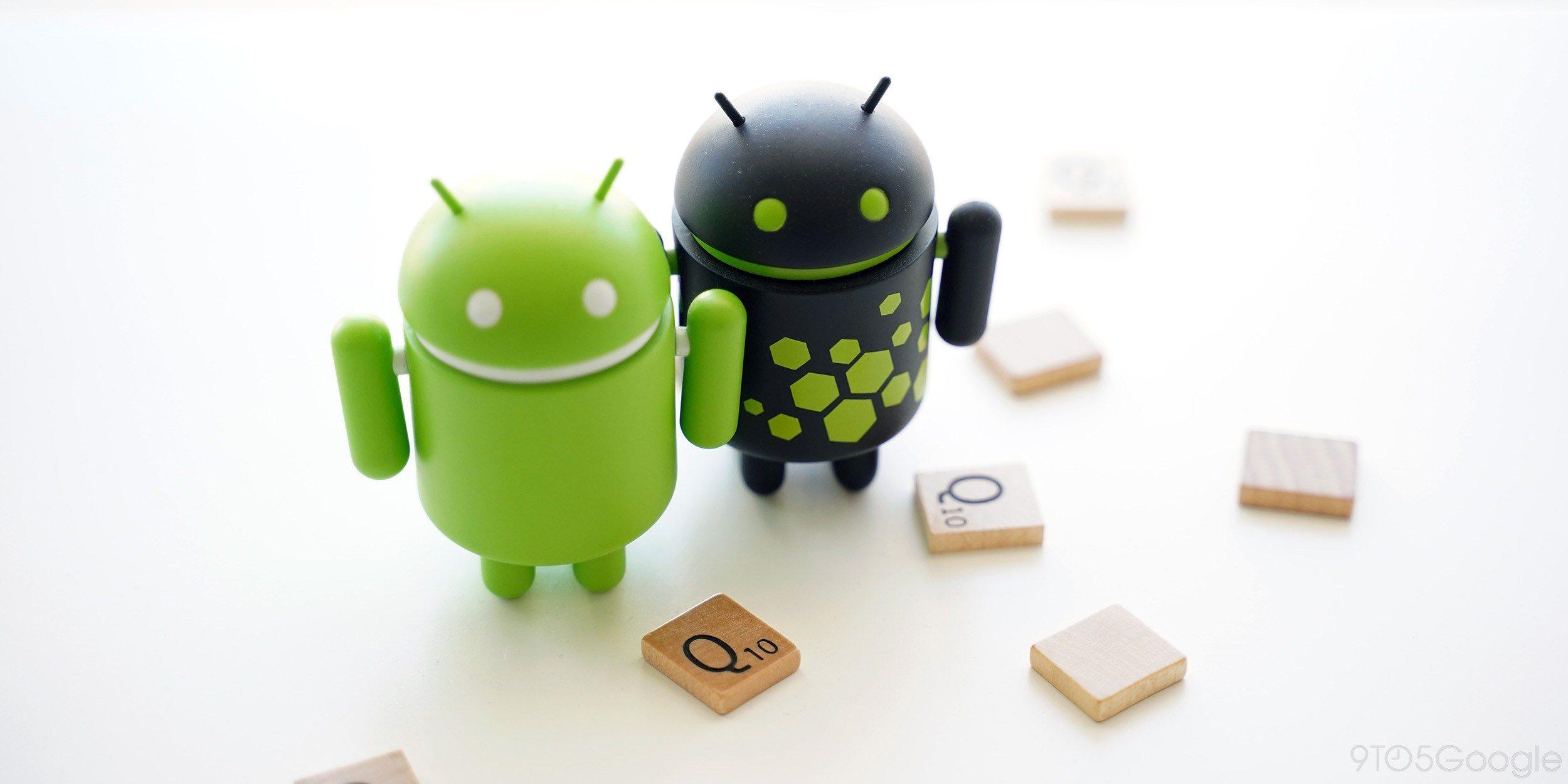 Google ladí gesta v Androidu Q