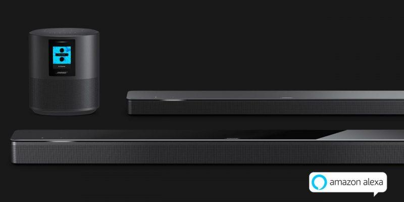 Bose reproduktory nově podporují AirPlay 2