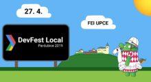 DevFest Local Pardubice 2019 se už blíží
