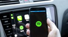 Spotify oficiálně odděluje podcasty a hudbu, pouze pro předplatitele
