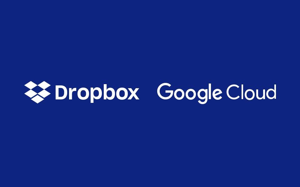 Google a Dropbox spojují síly, zjednoduší se práce mezi službami
