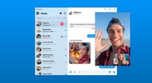 Facebook chystá novou aplikaci Messenger pro Windows a macOS