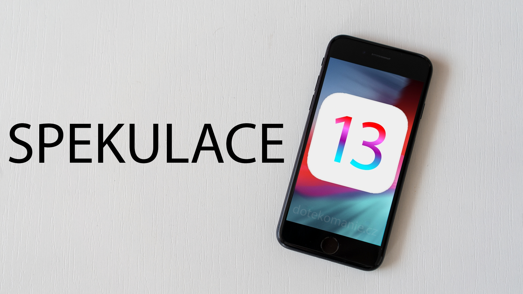 Apple chystá změny pro iOS 13 a macOS 10.15