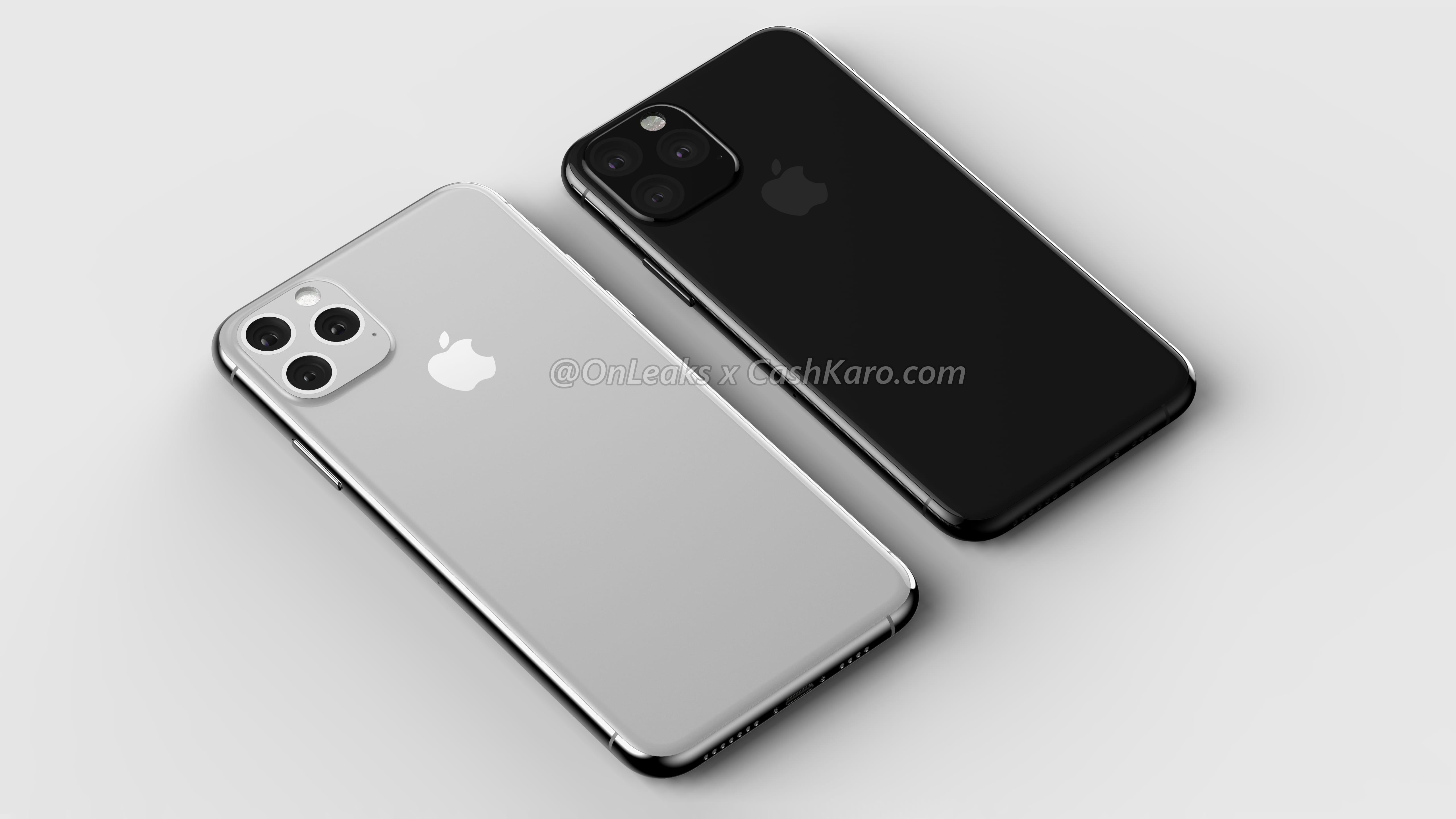iPhone 2019 nabídne reverzní bezdrátové nabíjení
