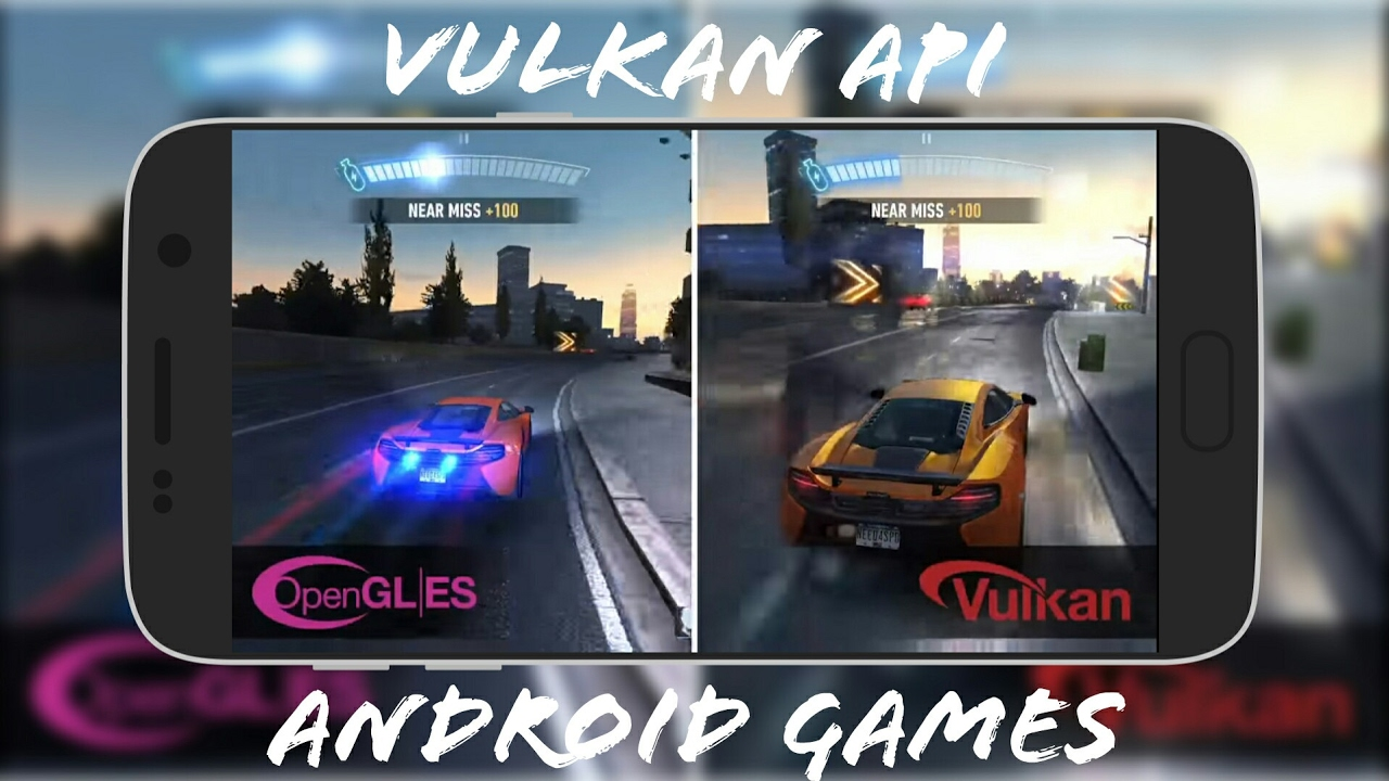 Android P nabídne podporu Vulkan Graphics API 1.1