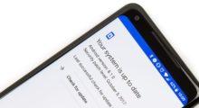 Google testuje systémové aktualizace skrze Obchod Play [aktualizováno]